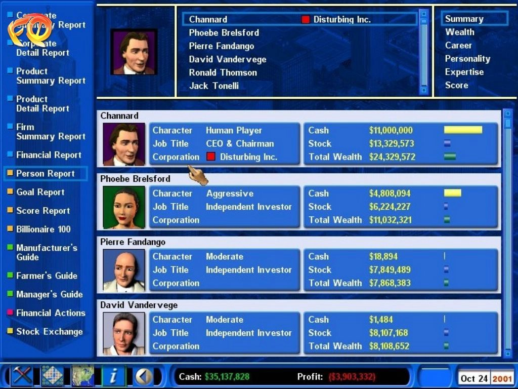 Download capitalism ii pc game free review and video for Capitalism ii