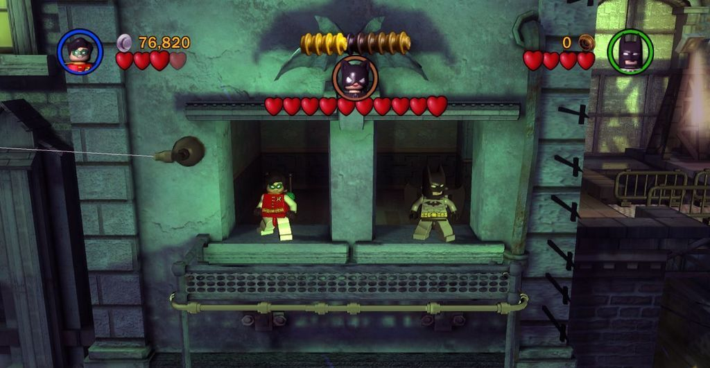 Скачать lego batman на пк