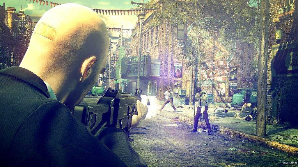 скачать игру Hitman Sniper Challenge - фото 8