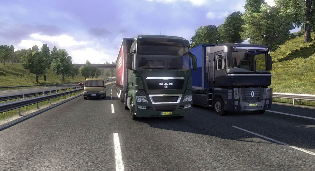 Download: Euro Truck Simulator 2 PC game free. Review and ...