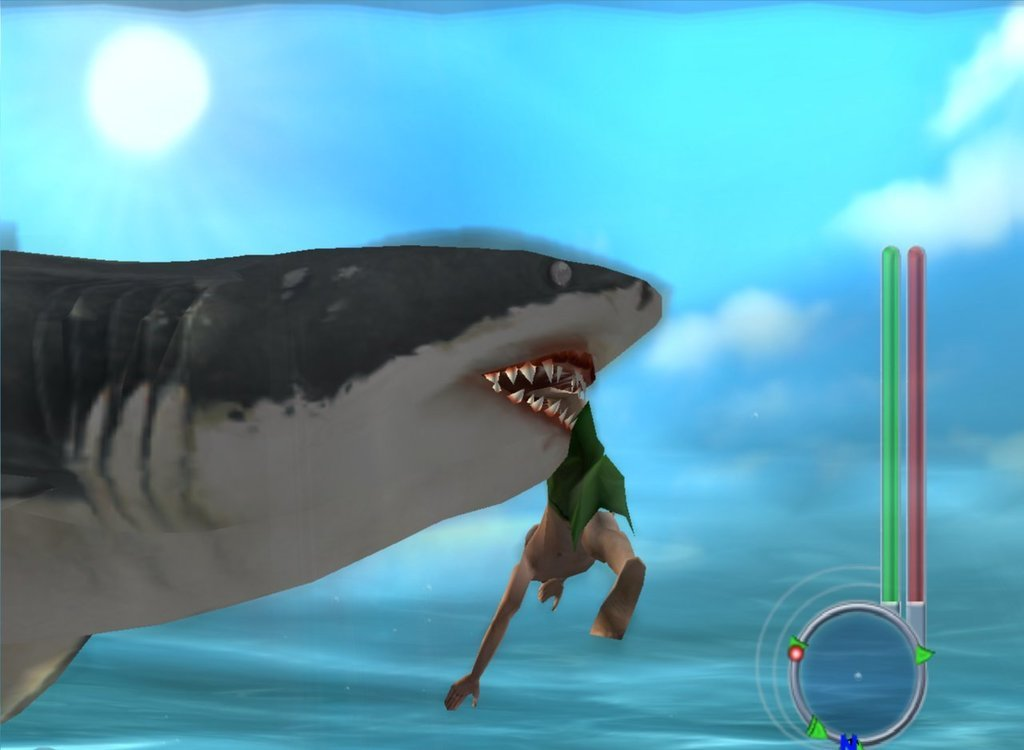 Play Deadly Jaws, a free online game on Kongregate