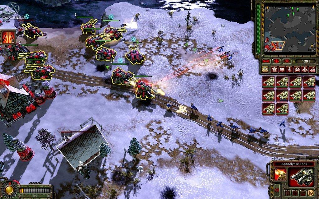 скачать игру Command Conquer Red Alert 3 Uprising через торрент - фото 3