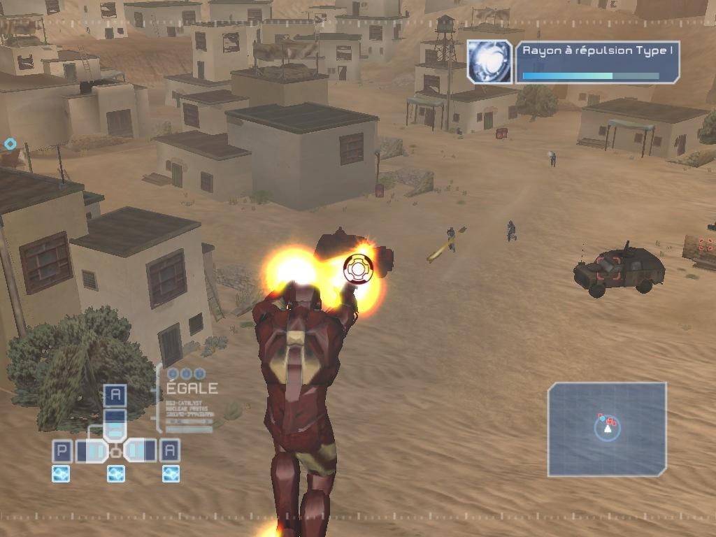 скачать игру Iron Man 2 на Pc через торрент - фото 8