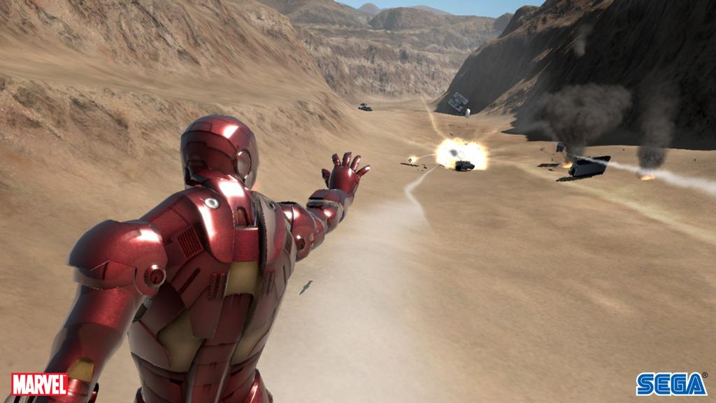 скачать игру Iron Man 2 на Pc через торрент - фото 6