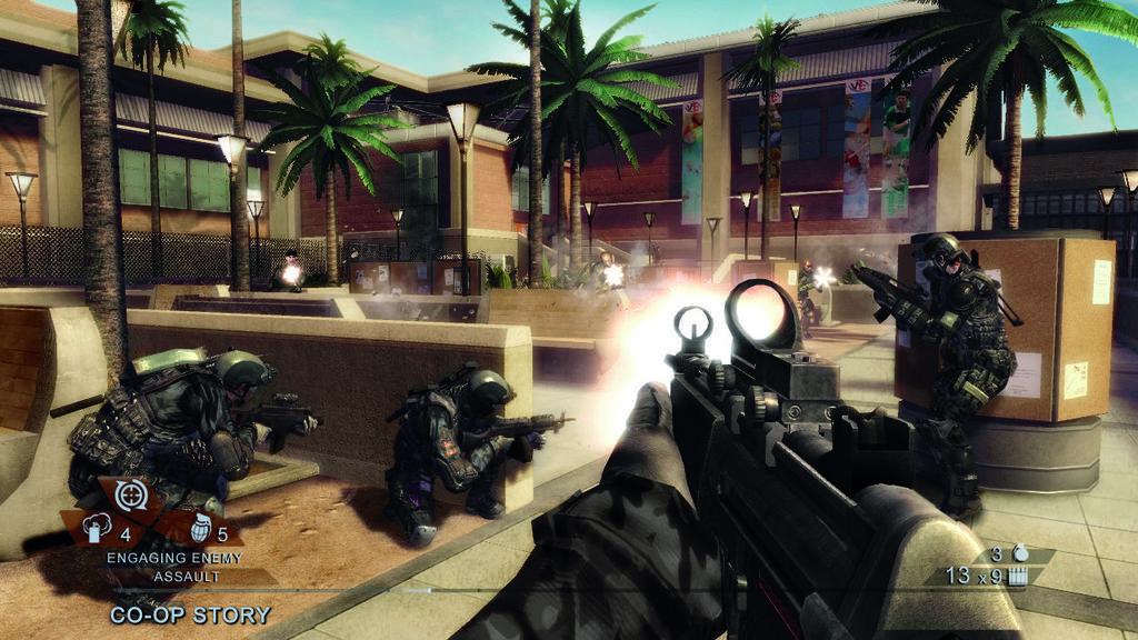 Скриншоты из игры tom clancys rainbow six: vegas 2 (2008/pc/rus) repack