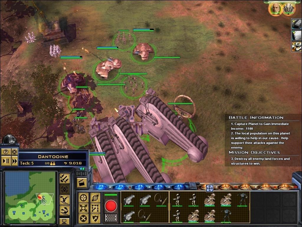 Empire At War скачать торрент - фото 7
