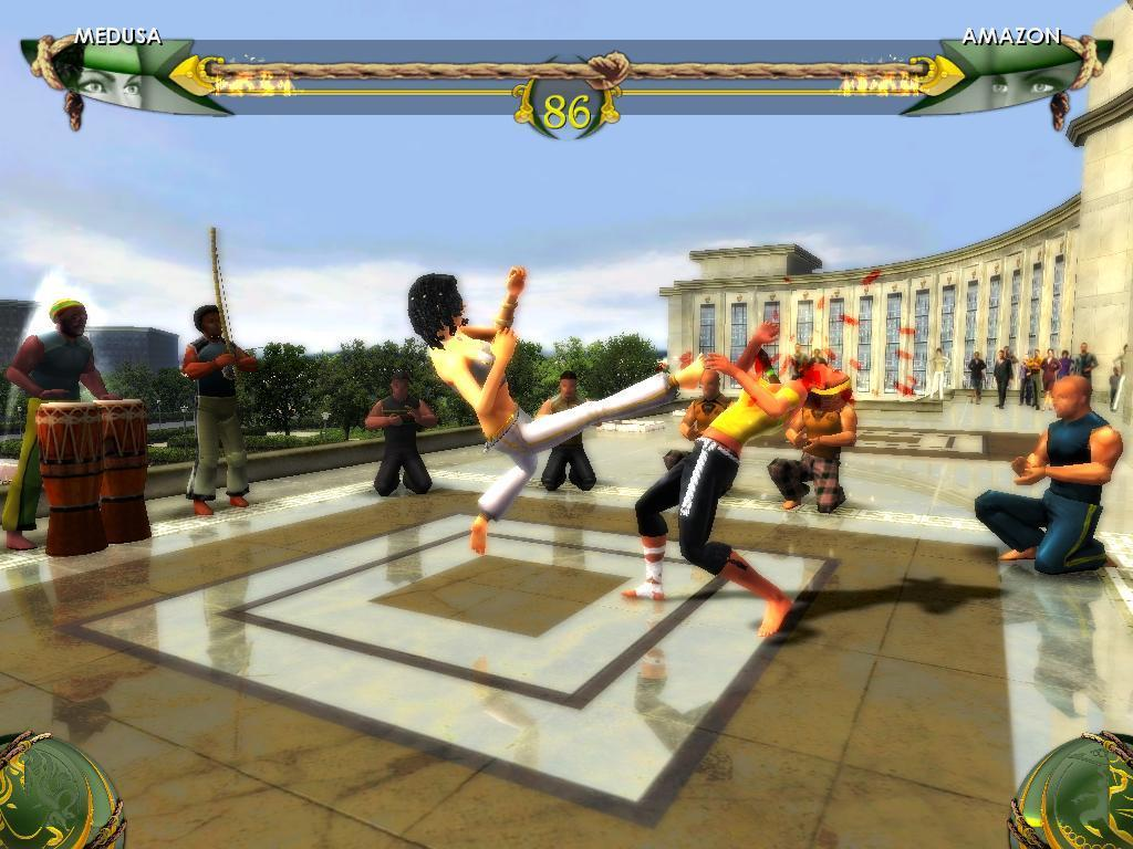 Martial arts capoeira 2017 pc game download