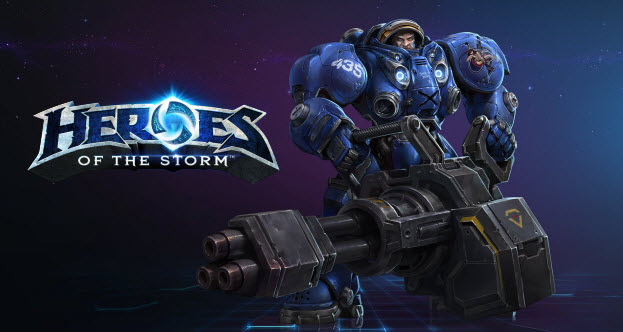 Heroes of the Storm gets a character